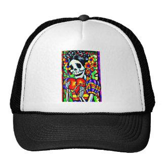 Day of the Dead La Calavera Catrina Trucker Hat