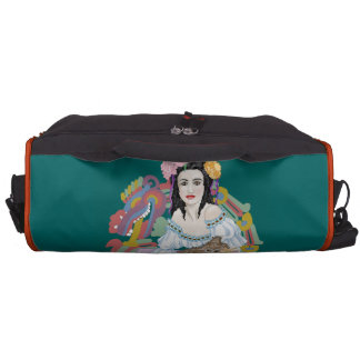Day of the Dead Laptop Bags