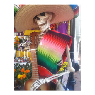 Day of the Dead Letterhead
