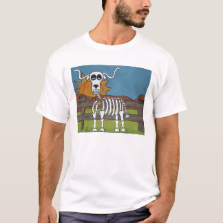 Day of the Dead Longhorn T-Shirt