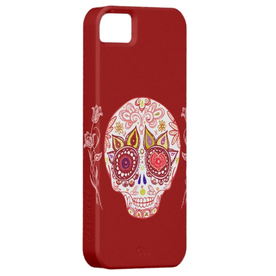 Day of the Dead Love iPhone 5 Case