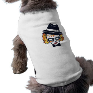 Day of the Dead Magician with Fedora T-Shirt