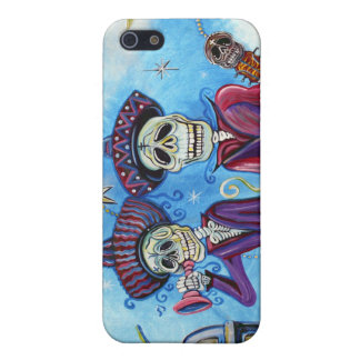 Day Of The Dead/Mariachi Band/Speck Case