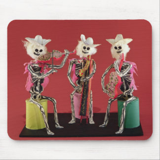 Day of the Dead: Mariachi, from Oaxaca Mouse Pad