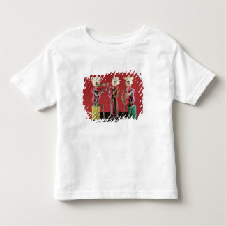 Day of the Dead: Mariachi, from Oaxaca Toddler T-shirt