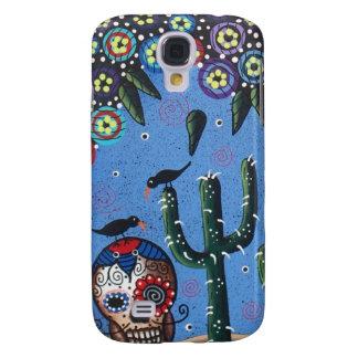 Day Of The Dead Mexican Art By Lori Everett HTC Vivid / Raider 4G Case