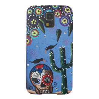Day Of The Dead Mexican Art By Lori Everett Galaxy Nexus Covers