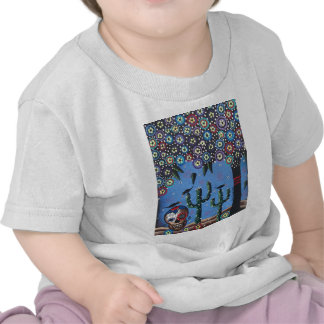 Day Of The Dead Mexican Art By Lori Everett Shirt