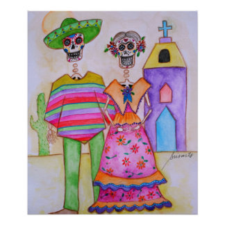 Mexican Posters Zazzle