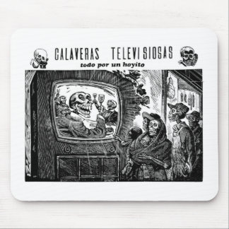 Day of the Dead, Mexico. Circa 1949 Mouse Pad