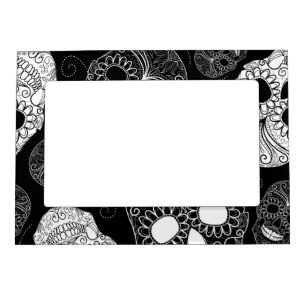 Day Of The Dead Picture Frames Zazzle
