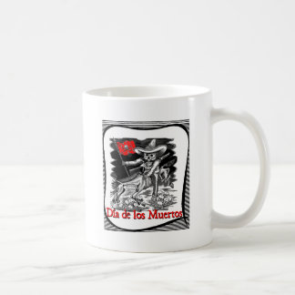 Day of the Dead motif 4 Coffee Mug