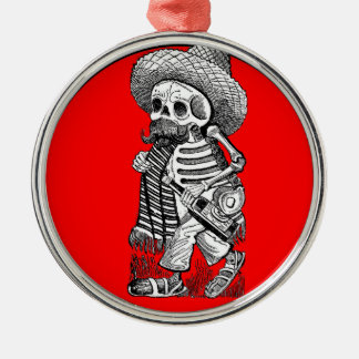Day of the Dead motif 5 Christmas Ornament