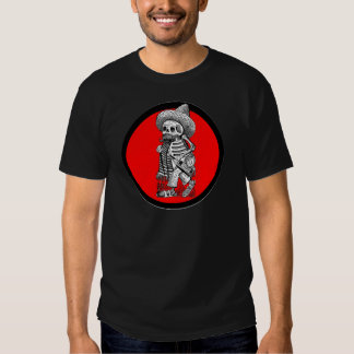Day of the Dead motif 5 Shirt