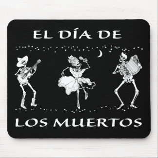 Day of the Dead Mouse Pad