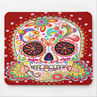 Day of the Dead Mousepad