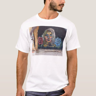 Day of the Dead Mural T-Shirt
