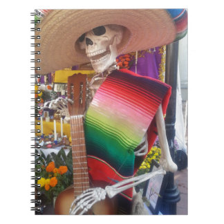 Day of the Dead Notebook