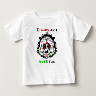 Day of the dead panda baby T-Shirt