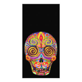 Day of the Dead Photo Card