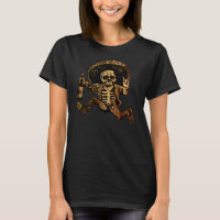 Day of the Dead Posada t shirt