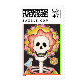 Day of the Dead Postage