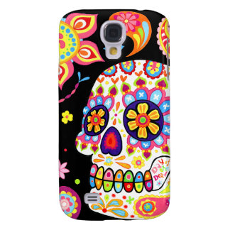 Day of the Dead Samsung Galaxy S4 Case