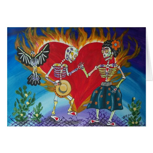 Day of the Dead Save the Date Announcements | Zazzle