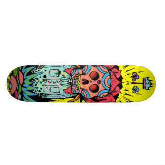 Day of the Dead Skateboard Deck