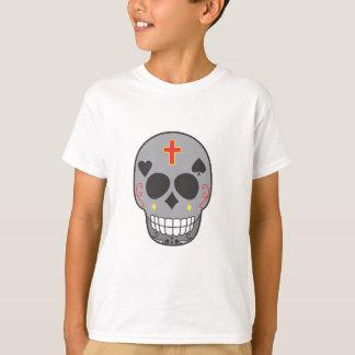 DAY OF THE DEAD SKULL 1 T-Shirt
