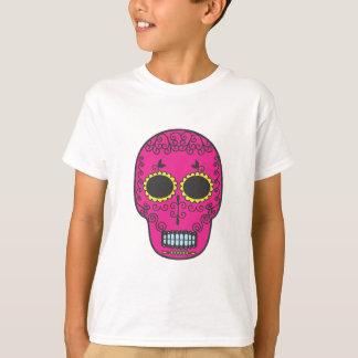 DAY OF THE DEAD SKULL 3 T-Shirt