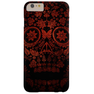 Day of the dead skull barely there iPhone 6 plus case