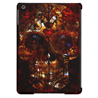 Day of the Dead Skull Death Mask Design Cover For iPad Air