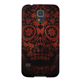Day of the dead skull galaxy s5 cover