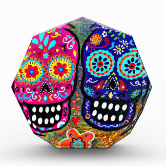 Day of the Dead Skull Heads Award