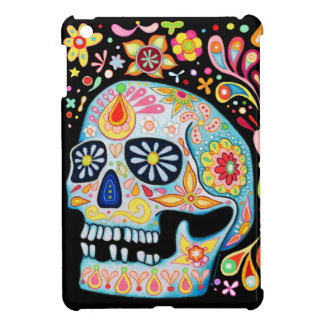 Day of the Dead Skull iPad Mini Case