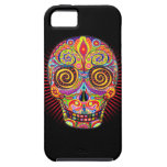 Day of the Dead Skull iPhone 5 Case by Case-Mate iPhone 5 Cover