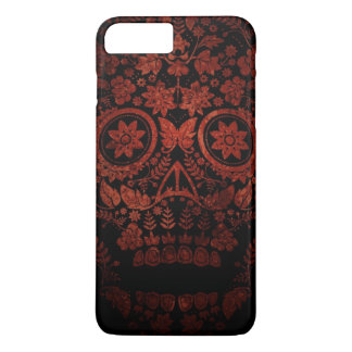 Day of the dead skull iPhone 8 plus/7 plus case