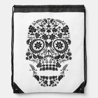 Day OF the DEAD Skull sport bag
