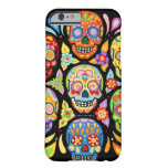Day of the Dead Skulls iPhone 6 case by iPhone 6 Case
