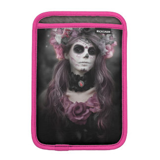 Day of the dead sleeve for iPad mini