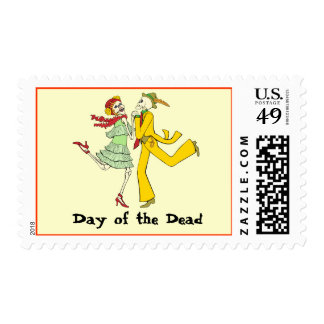 Day of the Dead Stamp