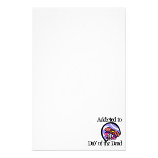 Day of the Dead Stationery