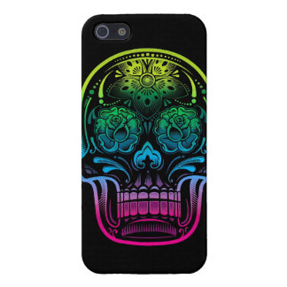 Day of the Dead Sugar Skull 1 iPhone SE/5/5s Case
