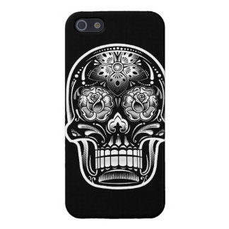 Day of the Dead Sugar Skull 2 Case For iPhone SE/5/5s