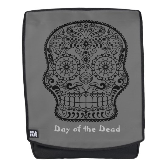 Day of the Dead, Sugar Skull Art Backpack