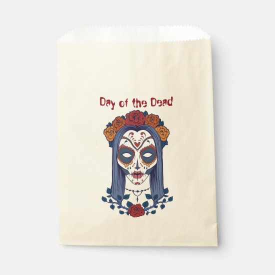 Day of the Dead, Sugar Skull Bride Goodie Bag