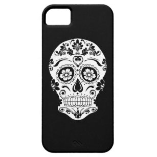 DAY OF THE DEAD SUGAR SKULL iPhone SE/5/5s CASE
