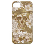 Day of the Dead Sugar Skull Cover For iPhone 5/5S