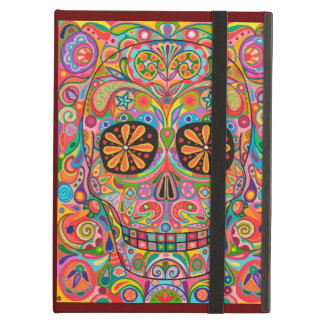 Day of the Dead Sugar Skull iPad Case with Stand